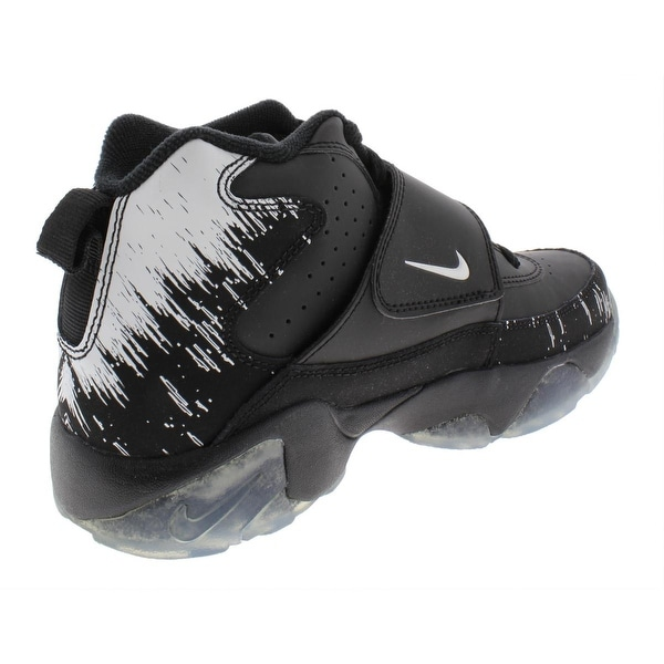 Nike Boys Air Mission High Top Sneakers Basketball Shoes