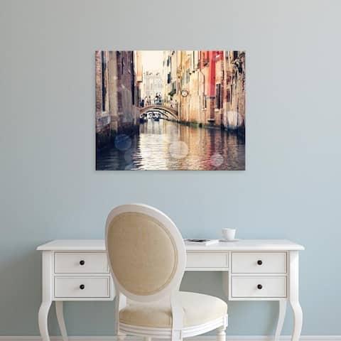 Easy Art Prints Sylvia Coomes's 'Venice Bokeh XIV' Premium Canvas Art