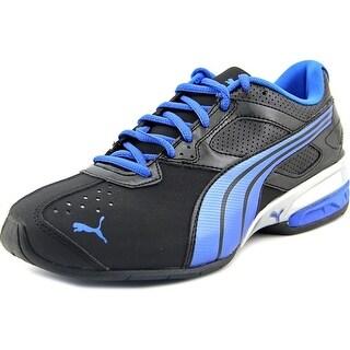 Puma Tazon 5 NM Jr Youth Round Toe Synthetic Black Tennis Shoe