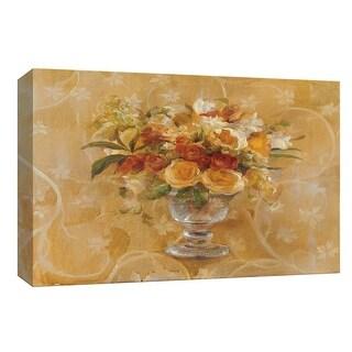 "PTM Images 9-153941  PTM Canvas Collection 8"" x 10"" - ""Autumn Bouquet"" Giclee Flowers Art Print on Canvas"