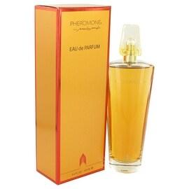 Eau De Parfum Spray 3.4 oz PHEROMONE by Marilyn Miglin - Women