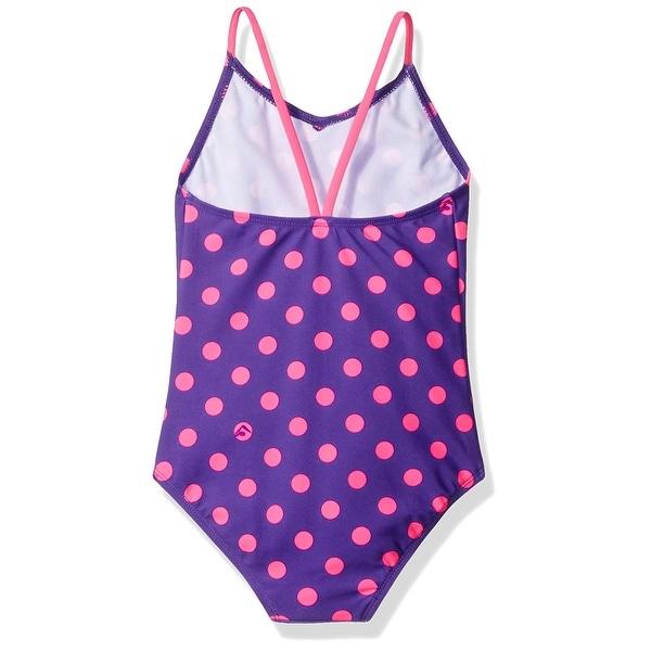 Kanu Surf Girls Beach Sport 1-Piece Swimsuit
