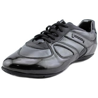 Pirelli Jamie-05 Round Toe Patent Leather Sneakers