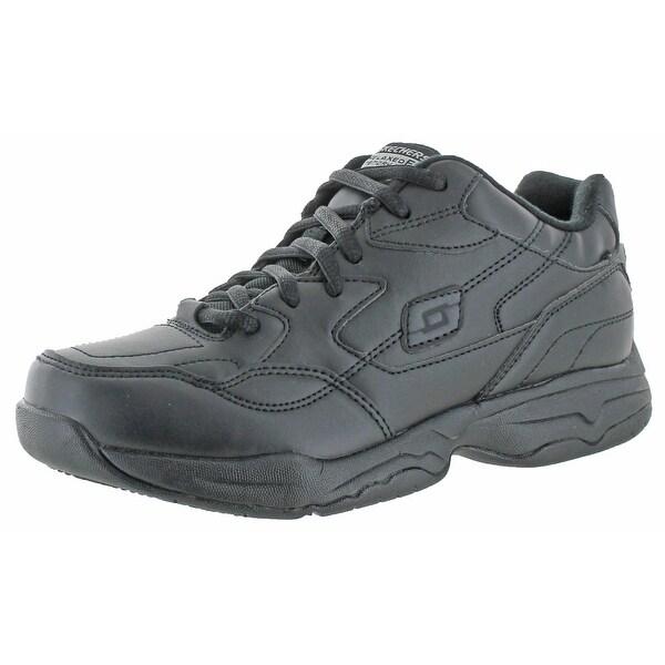 Skechers Felton Womens Relaxed Fit Work Shoes Sneakers