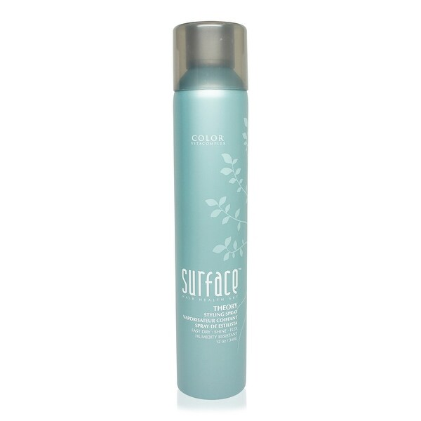 Surface Theory Fast Drying Styling Spray 12Oz