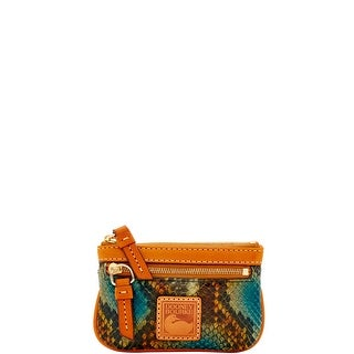 Dooney & Bourke City Python Small Coin Case (Introduced by Dooney & Bourke at $58 in Sep 2017)