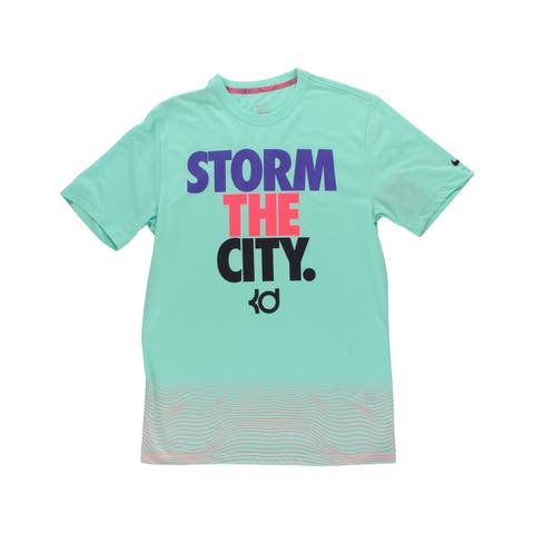 2afe53088dbdf8 Nike Men s Striped Storm Shirt Green - turquoise pink purple black