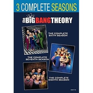 Big Bang Theory: Seasons 6-8 [DVD]