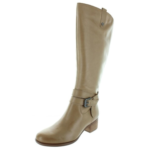 013925ba17ec Shop Naturalizer Womens Dev Riding Boots Wide Calf Leather - Free ...