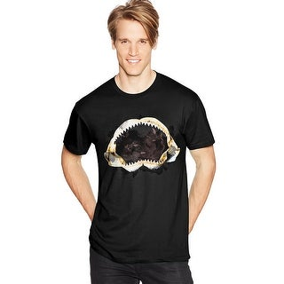 Men's Shark Teeth Graphic Tee