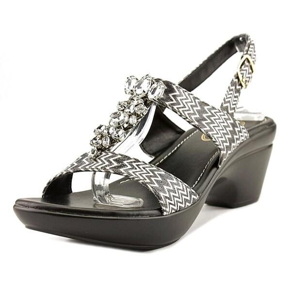 Callisto Womens Aster Open Toe Bridal Platform Sandals