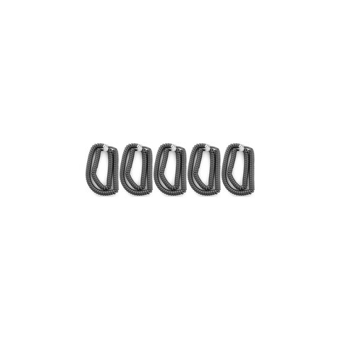 Replacement 12 Feet Coil Cord For AT&T Phone Models 5 Pack New
