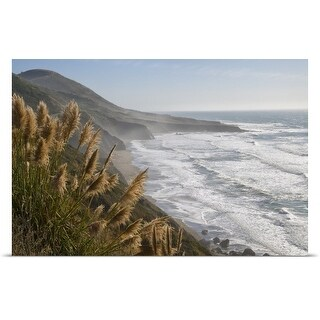 Poster Print entitled USA, California, Mendocino Coast