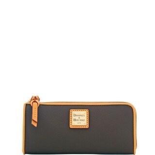 Dooney & Bourke Eva Braid Zip Clutch Wallet (Introduced by Dooney & Bourke at $128 in Nov 2018)
