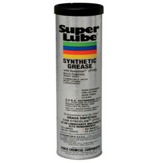 Super Lube 41150 Synthetic Grease Cartridge, 14 Oz