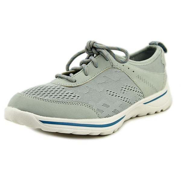 Earth Origins Cruise Women Round Toe Synthetic Gray Tennis Shoe