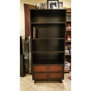 Copper Grove Allen 2-drawer Bookcase