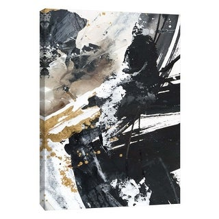 "PTM Images 9-108887  PTM Canvas Collection 10"" x 8"" - ""Cacophony 2"" Giclee Abstract Art Print on Canvas"