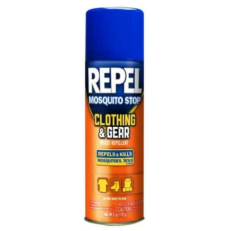 Spectrum HG-94127 Repel Clothing & Gear Insect Repellent, 6 Oz