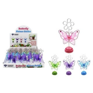 Butterfly Picture Holder - 36 Units