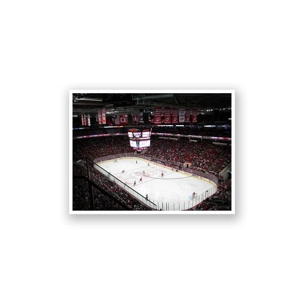 Shop Carolina Hurricanes Pnc Arena Hockey Arenas Matte