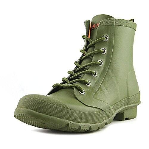 Shop Lauren By Ralph Lauren Mikenna Bo Rai Women Round Toe Synthetic Green Rain Boot 5 Overstock 20742768