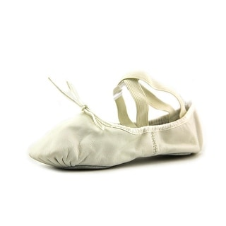 Bloch Prolite ll Hybrid Youth N Round Toe Leather White Dance