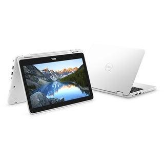 "Dell Inspiron 11-3185 AMD A6-9220e X2 1.6GHz 4GB 32GB 11.6"" Win10, White (Certified Refurbished)"
