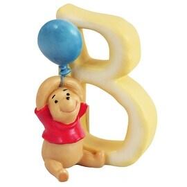 Disney Pooh & Friends Magnetic Alphabet Letter, B