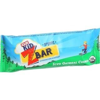 Clif Bar - Clif Kid Z Bars Iced Oatmeal Cookies ( 18 - 1.27 OZ)