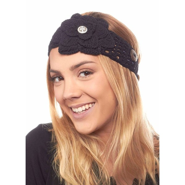 Chilled Kalmia Knit Headband