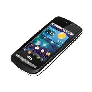 LG Vortex VS660 Replica Dummy Phone / Toy Phone (Black) (Bulk Packaging)