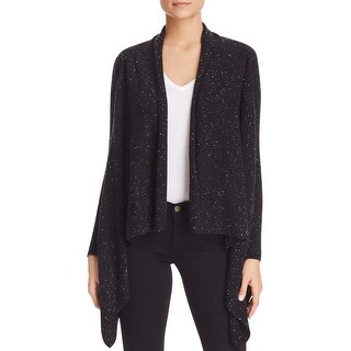 Private Label Womens Cardigan Sweater Asymmetric Open Front