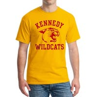 The Wonder Years Kennedy Wildcats Men's Gold T-shirt