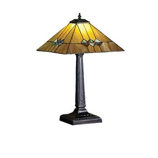 22 Inch H Martini Mission Table Lamp