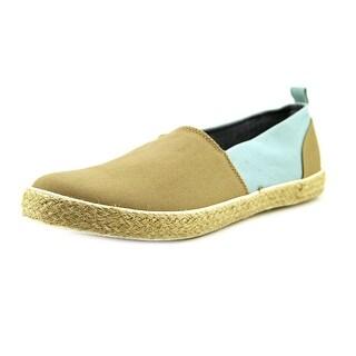 Generic Surplus Slip-On Round Toe Canvas Loafer