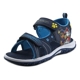 Paw Patrol Paw Patrol Sandals Open-Toe Synthetic Slingback Sandal