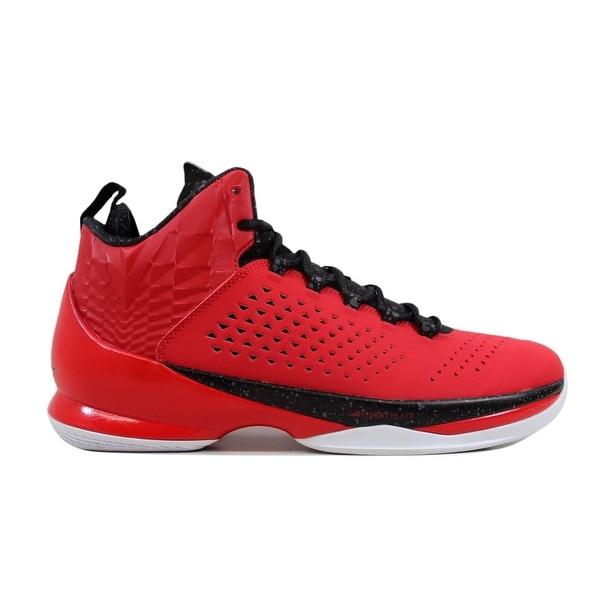 33f0e8e8958d Shop Nike Men s Air Jordan Melo M11 University Red Black-White716227 ...