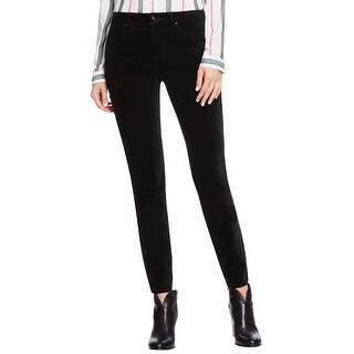 Two by Vince Camuto Womens Skinny Pants Velvet Stretch