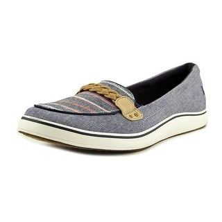 Grasshoppers Windham N/S Moc Toe Canvas Boat Shoe