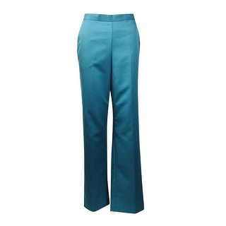Alfred Dunner Women's Lake Meade Proportioned Medium Pants (Option: 8)