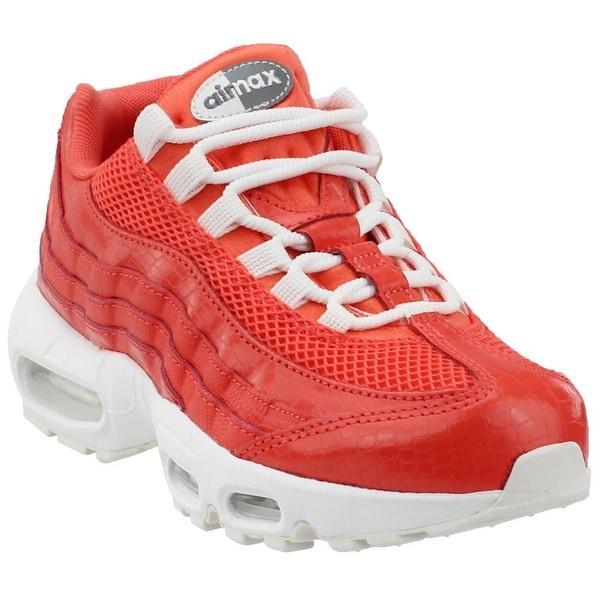nike air max 95 womens red