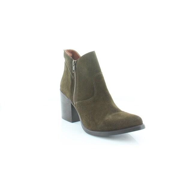 Steve Madden Pierce Women's Boots Olive - 11