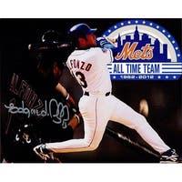 Signed Alfonzo Edgardo New York Mets 8x10 Photo autographed