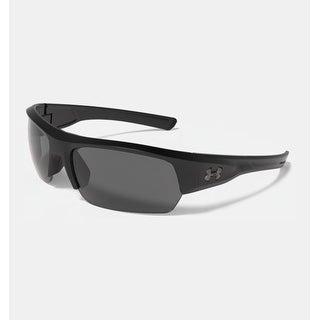 Under Armour Big Shot Sunglasses Shiny Black - Shiny Black