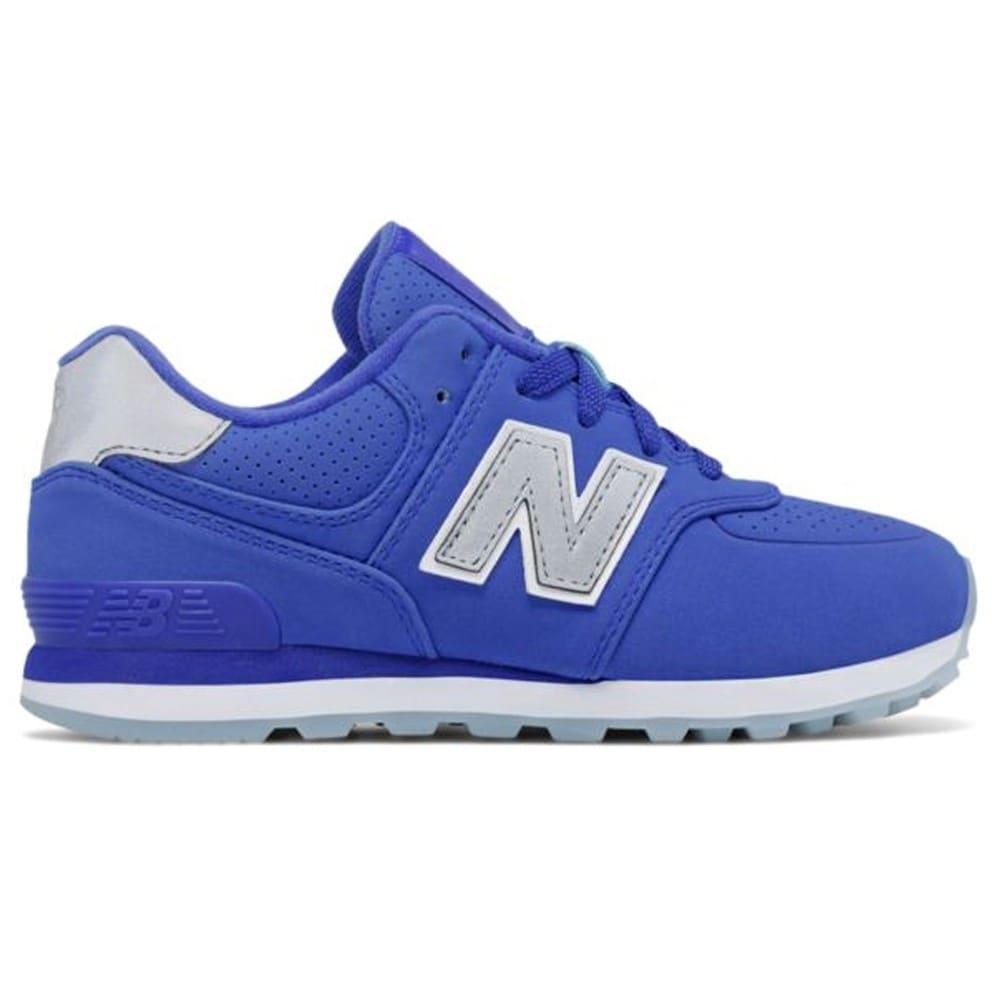 Kids GS NEW BALANCE  574 KL574YUG BLUE//GREY sneakers