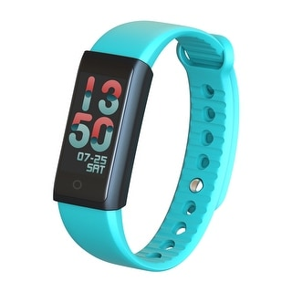 X6s Waterproof Fitness Smartband by Indigi w/ Heart Rate Monitor / OLED Display / Pedometer / Calorie Counter + SMS/Call Alert