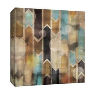 "PTM Images 9-146955  PTM Canvas Collection 12"" x 12"" - ""Bokeh Pattern III"" Giclee Patterns and Designs Art Print on Canvas"