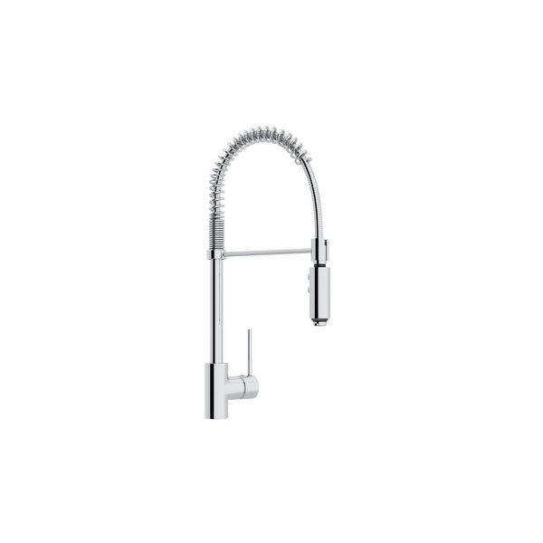 Shop Rohl Ls64l 2 Pirellone 1 8 Gpm Deck Mounted Single