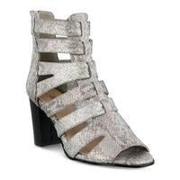Azura Women's Quidam Gladiator Sandal Silver Synthetic